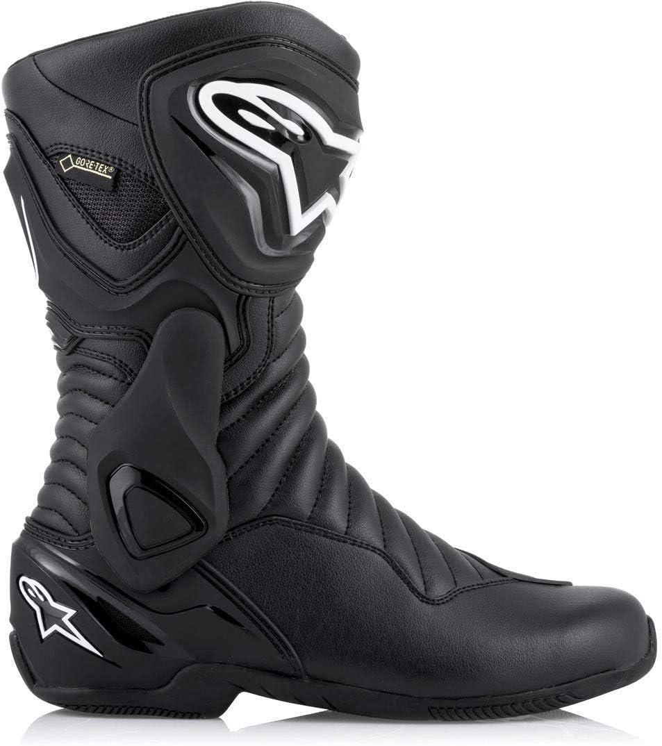 Black//Black 37 Motorcycle boots Alpinestars Smx-6 V2 GorSummerx Black Black