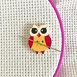 Stitching Assistant Needle Minder Owl Cute Needle