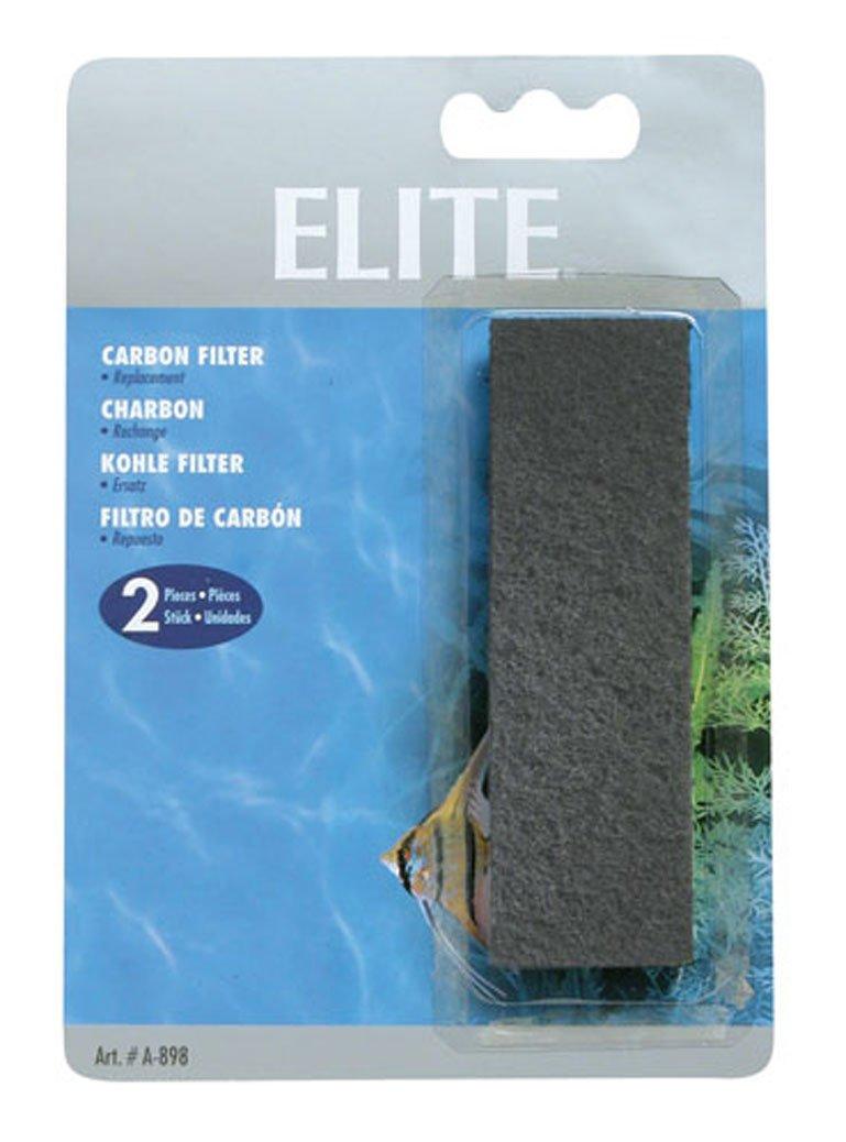 Elite RC Hagen A898 Filtro al Carbonio Manicotto di Ricambio – 2-Pack