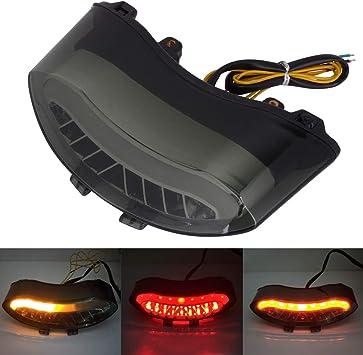 LED Brake Tail Light Turn Signal Light Taillight For KTM 690 990 2005-2011