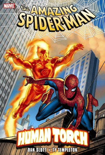 Spider-Man and the Human Torch pdf