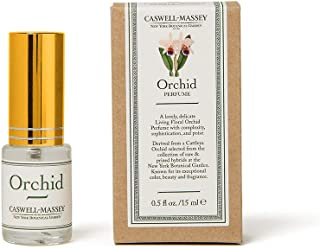 product image for Caswell Massey New York Botanical Garden Orchid Perfume - Floral Fragrance Travel Size Scent For Women, 15 ml