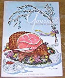 img - for Gourmet - The Magazine of Good Living - April, 1946 (My Father's Henchman, The Times of My Life, Cooking Wild) book / textbook / text book