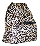 Leopard Toddler Mini Backpack (Brown)