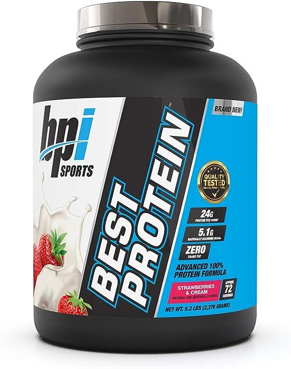 Bpi Sports Best Protein, 2270 g, Pack de 1