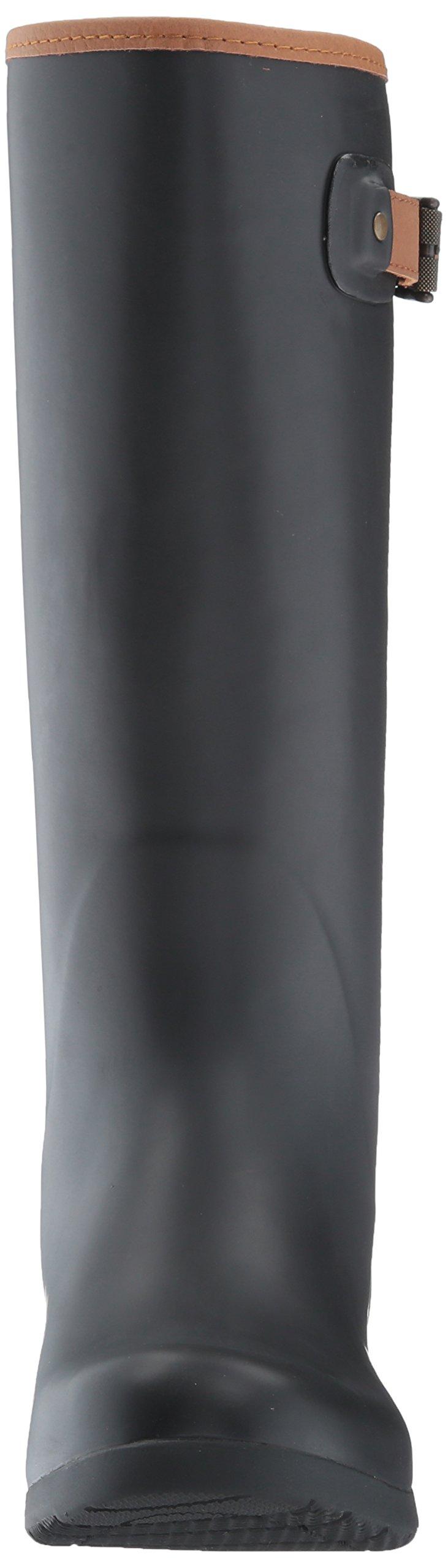Chooka Women's Tall Memory Foam Rain Boot, Black, 7 M US by Chooka (Image #4)