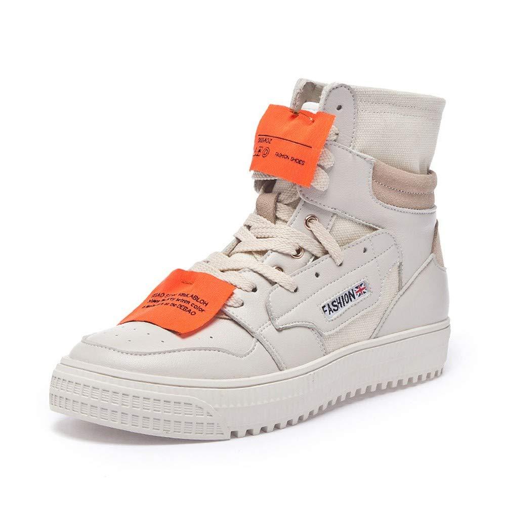 XINGMU Neue Hip-Hop Frauen Schuhe Hip-Hop Style Gummisohle Material