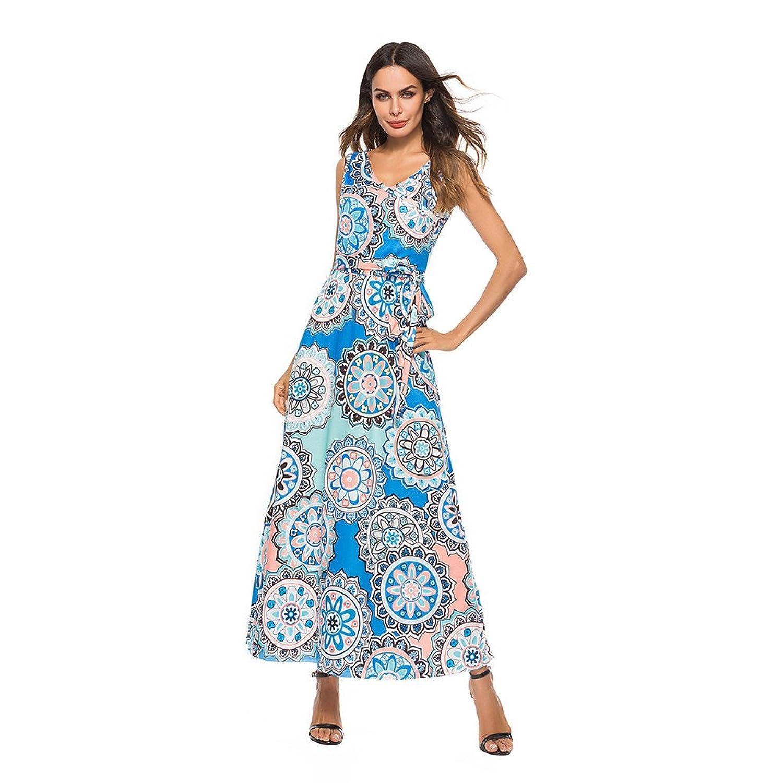 0d2cb9efb09 ☆Unique Design  Plus size maxi dresses with sexy crossover v-neck and wrap  bodice