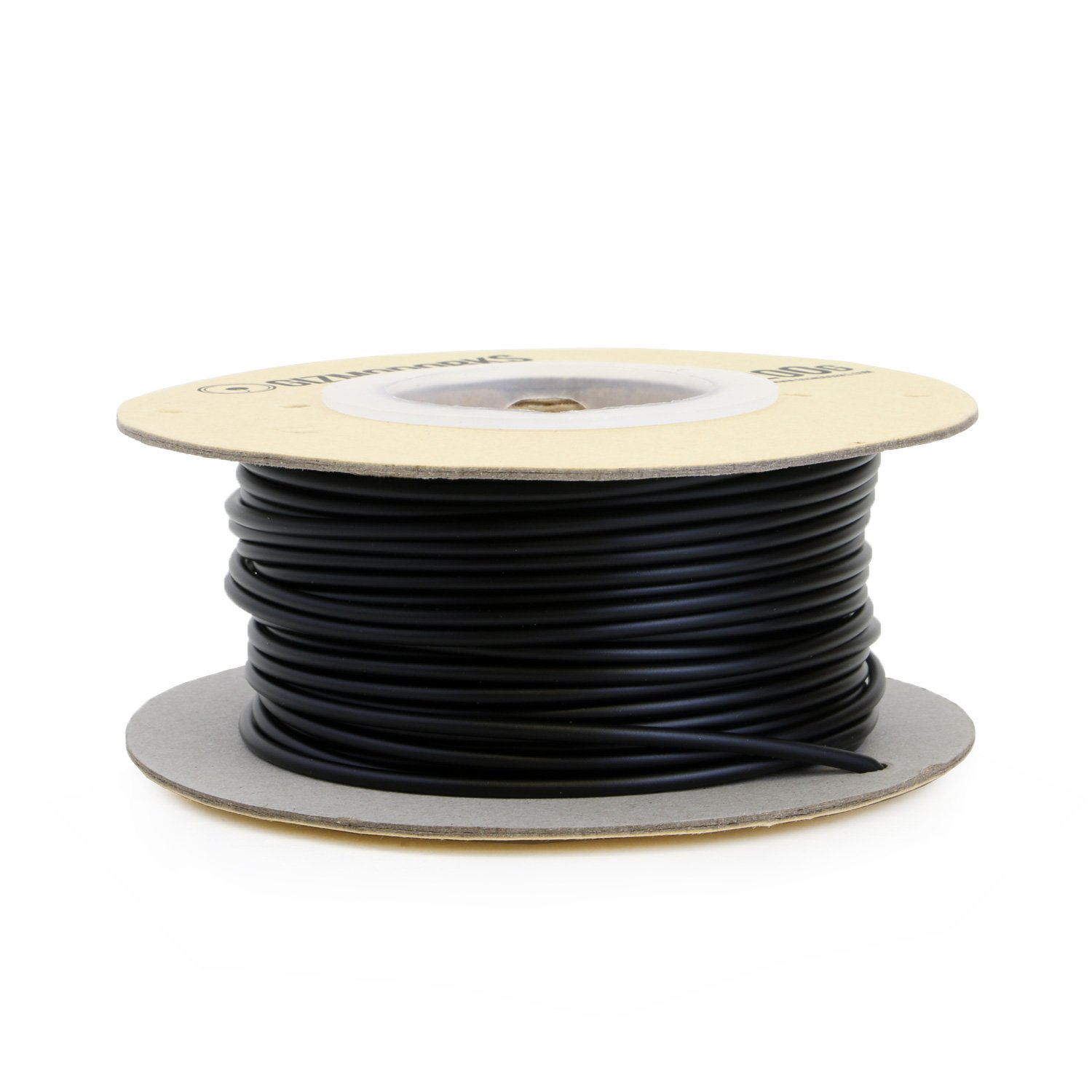 Black Gizmo Dorks ABS Filament for 3D Printers 1.75mm 200g