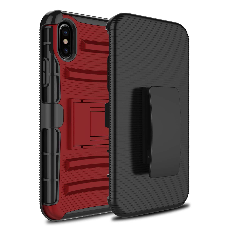 Amazon.com: Zenic Compatible iPhone Xs Max Case, Heavy Duty ...