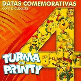 .com: Som de Paz (Natal) - Playback: Turma do Printy: MP3 Downloads