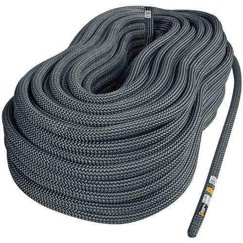 11mm Rope - Singing Rock R44 NFPA Static Rope (11-mm x 150-Feet, Black)