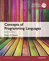 Concepts of Programming Languages, 11th Edition, Global Edition Front Cover