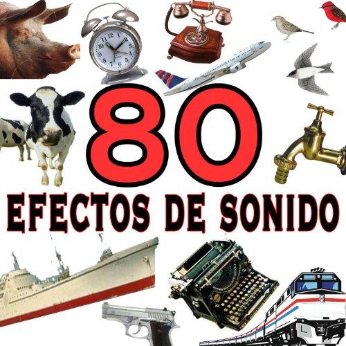 80 Efectos De Sonido Reales