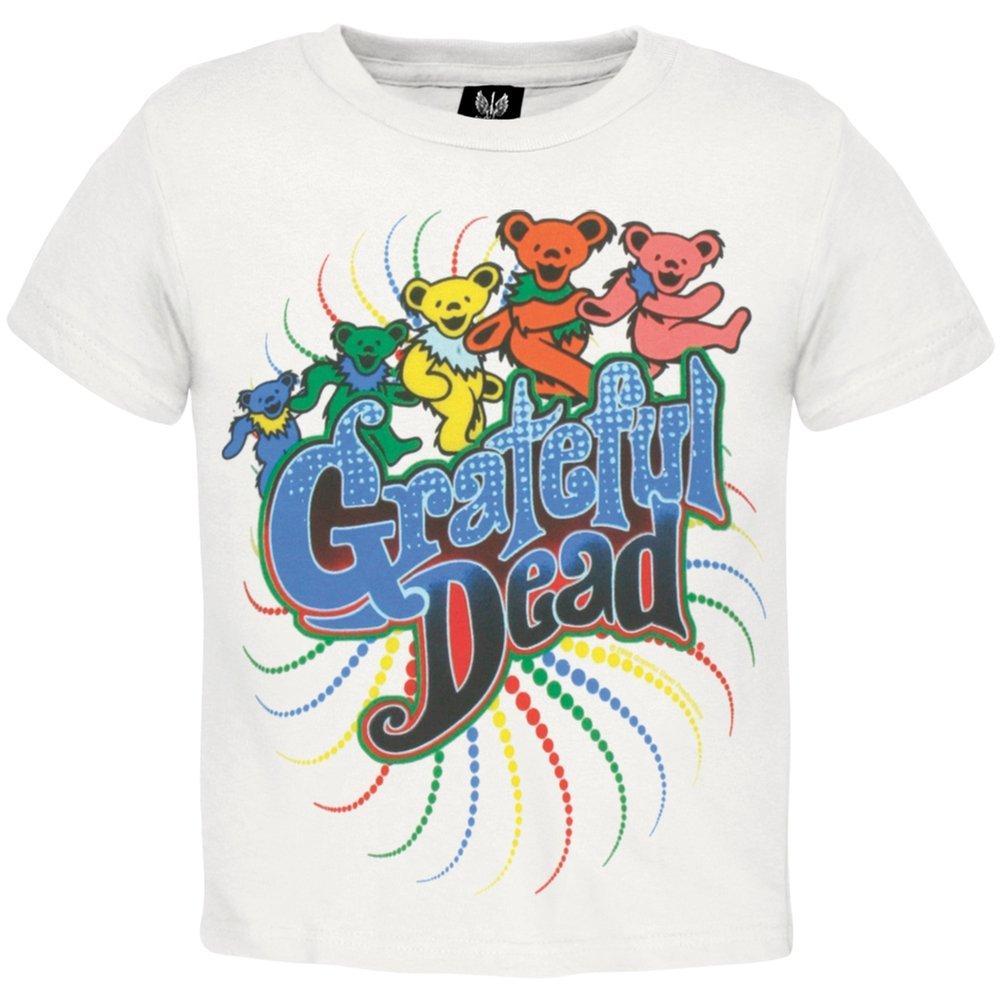Grateful Dead Bears Toddler T-Shirt 41017