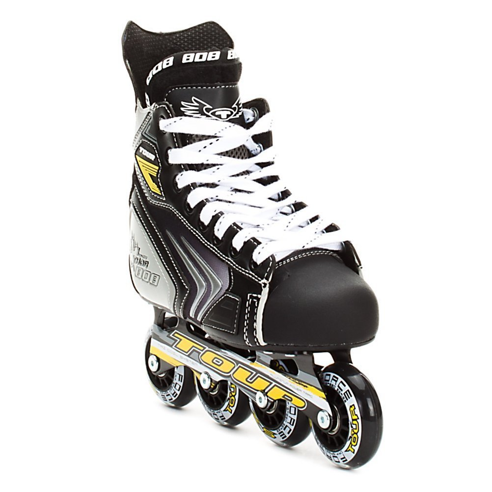 Tour Hockey Thor 808 Youth Inline Hockey Skate (12) by Tour Hockey