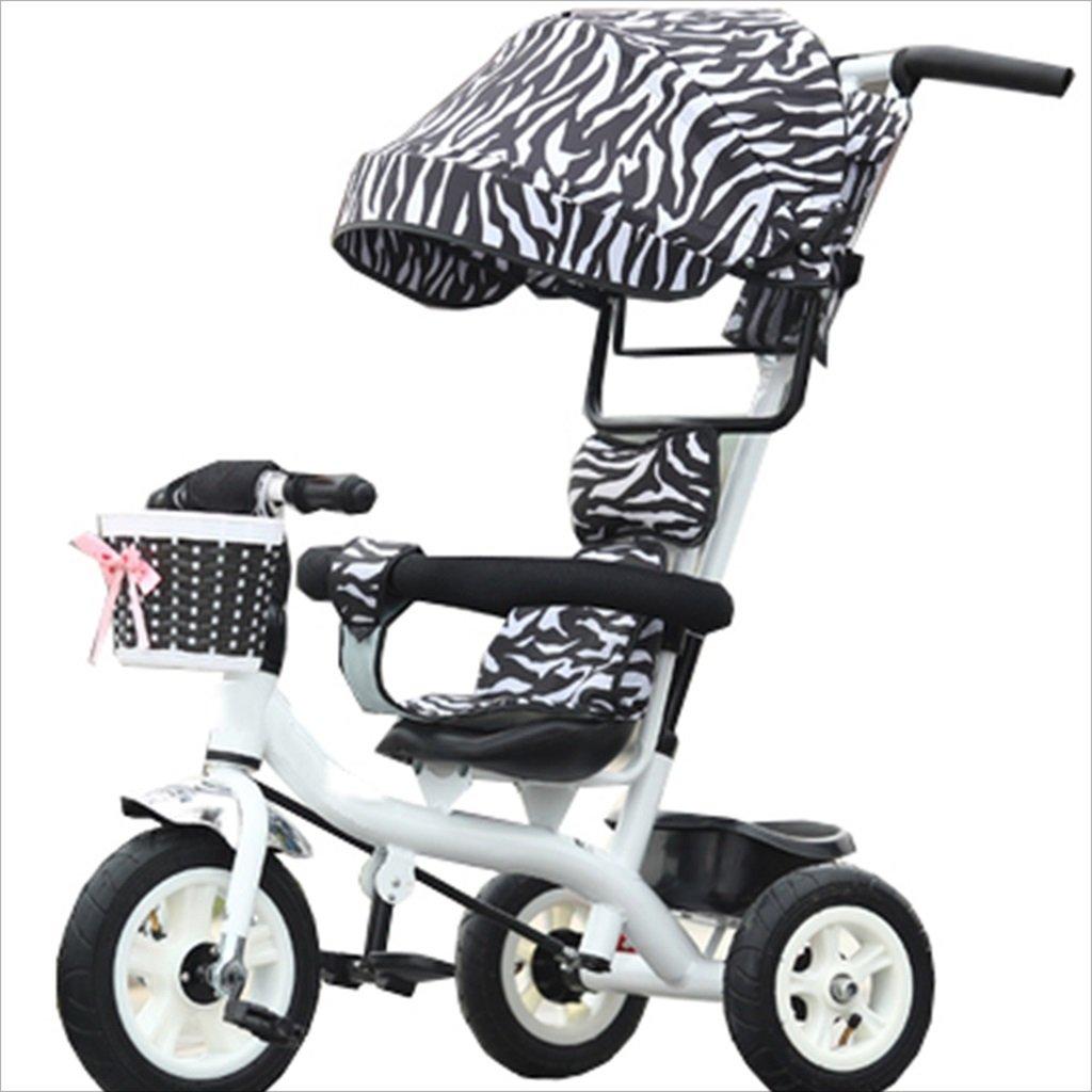 子供の屋内屋外の小さな三輪車自転車の男の子の自転車6ヶ月6歳の赤ちゃんの三輪車の女の子の自転車三輪トロリー天井、ゴムホイール (色 : 8) B07DVH2Y6V 8 8