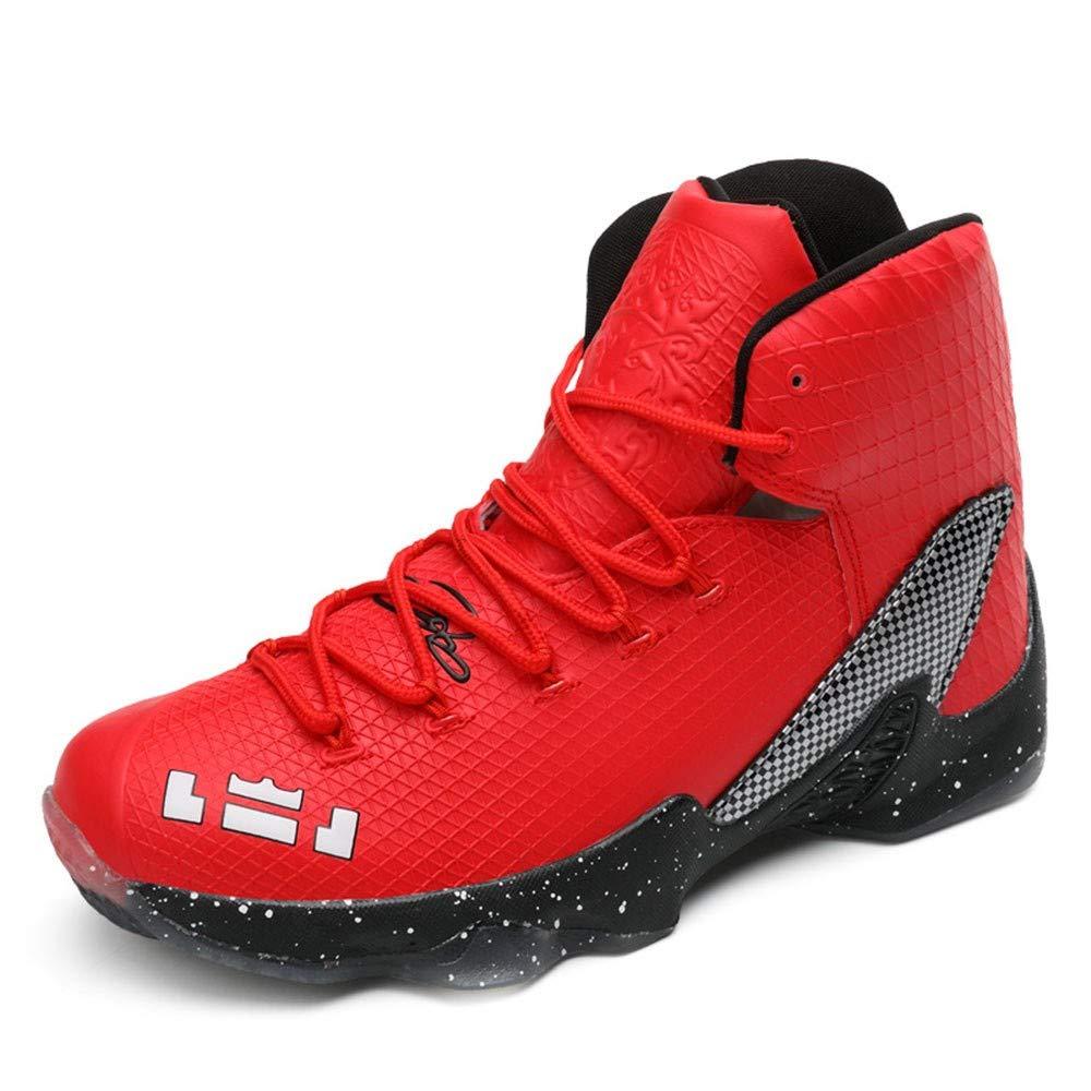 IDNG Basketballschuhe Unisex Basketball Schuhe Männer Männer Männer Turnschuhe High Top Stiefelette Outdoor Männliche Sportschuhe f5b15a