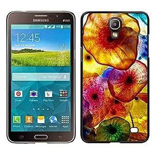 Samsung Galaxy Mega 2 / SM-G750F / G7508 Único Patrón Plástico Duro Fundas Cover Cubre Hard Case Cover - Vibrant Surf Sun Sea Summer