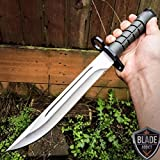 New 13. 5'' Bayonet US Military Tactical Combat Hunting SURVIVAL EcoGift Nice Knife with Sharp Blade Fixed Blade- Great For Fun And Practical Use