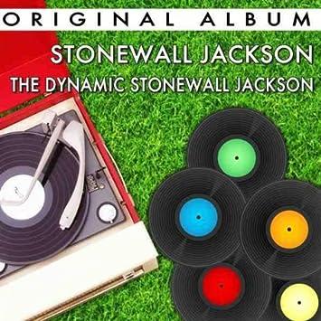 Dynamic Stonewall Jackson