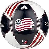 MLS New England Revolution Men's Goal Soccer Ball, Size 5, Navy