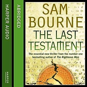 The Last Testament Audiobook