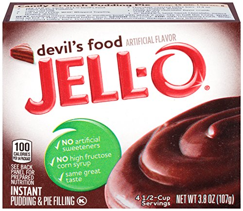 Jell Instant Pudding Filling 3 8 Ounce product image
