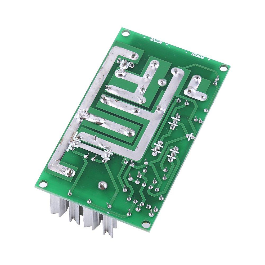 /60/V PWM Motor Regler-Controller-Drehzahl Motor oben Card Modul-Leistung 20/A DC10/