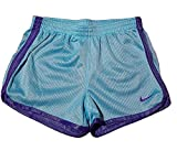 NIKE Little Girl's Mesh Athletic Shorts Size 4 Vivid Sky