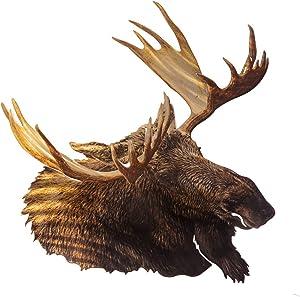 Next Innovations Metal Wall Art Moose Head