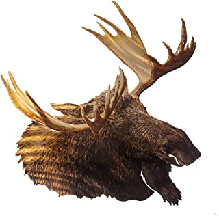 product image for Next Innovations Metal Wall Art Moose Head