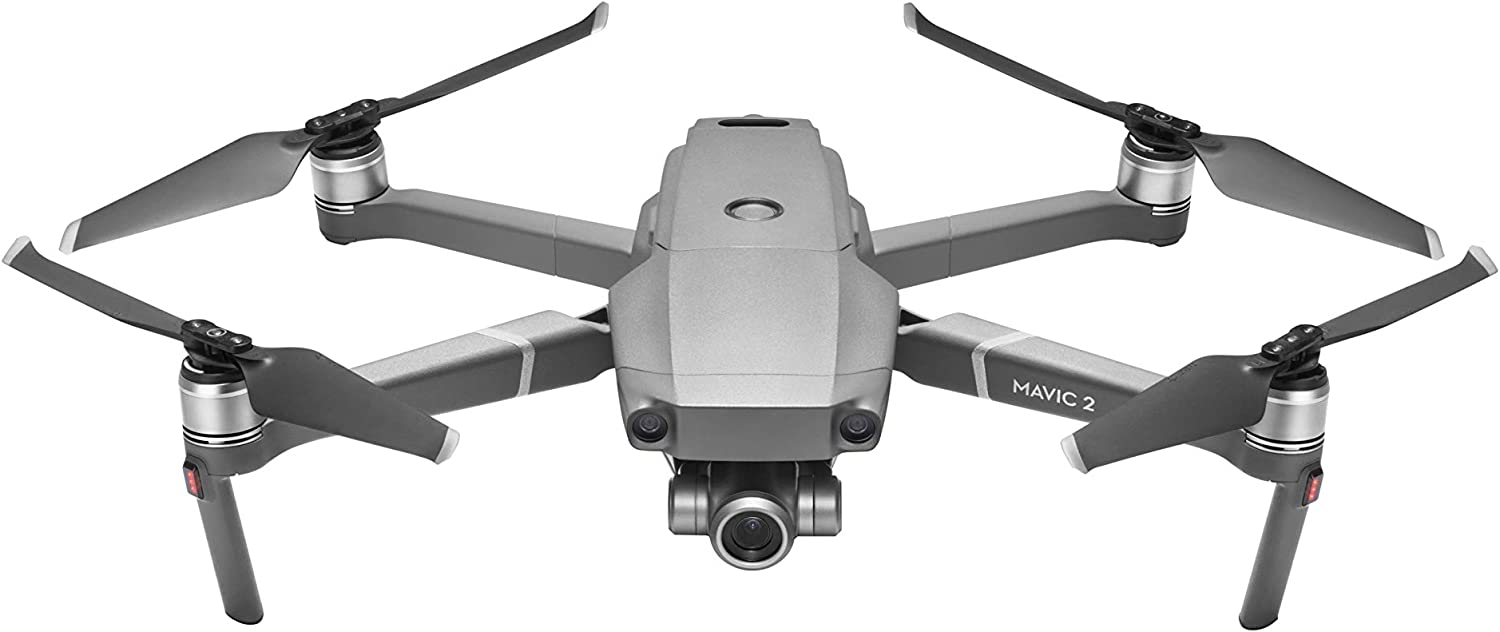 DJI Mavic 2 Zoom - Drone Quadcopter UAV