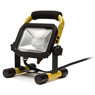 Slimline Portable LED Outdoor Worklight - 10W - Small
