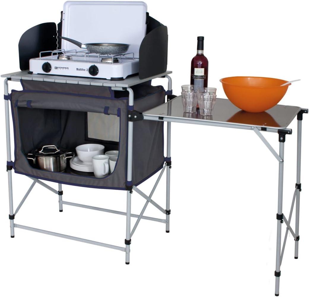 Camping Cabañas armario mueble de cocina, armario ...