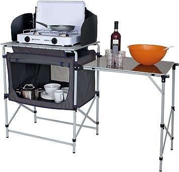 Camping Cabañas armario mueble de cocina, armario plegable ...
