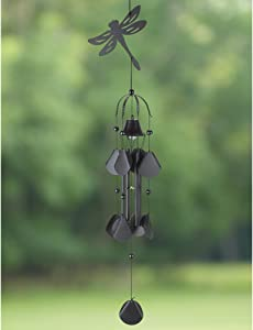 Dawhud Direct Dragonfly Outdoor Garden Decor Wind Chime