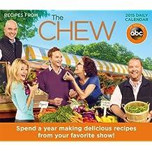 The Chew 2015 Box/Daily (calendar)