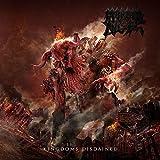 61vK5siduXL. SL160  - Morbid Angel - Kingdoms Disdained (Album Review)