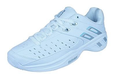 Babolat Double Line Zapatillas de Deporte para mujer-White-40 ...
