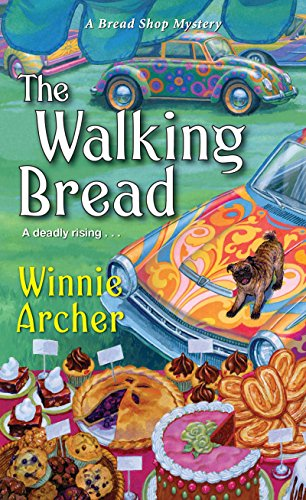 The Walking Bread (A Bread Shop Mystery) by [Archer, Winnie]