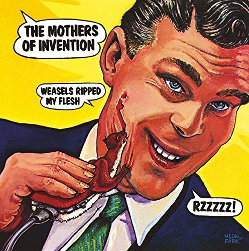 Vinilo : Frank Zappa - Weasels Ripped My Flesh (LP Vinyl)