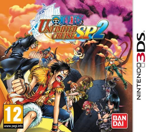 One Piece Unlimited Cruise SP2 (Nintendo 3DS) [Importación inglesa ...