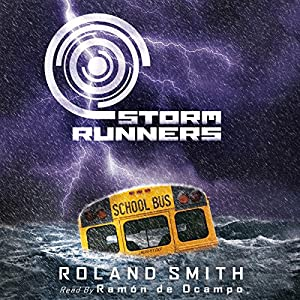 Storm Runners #1: Wind Audiobook