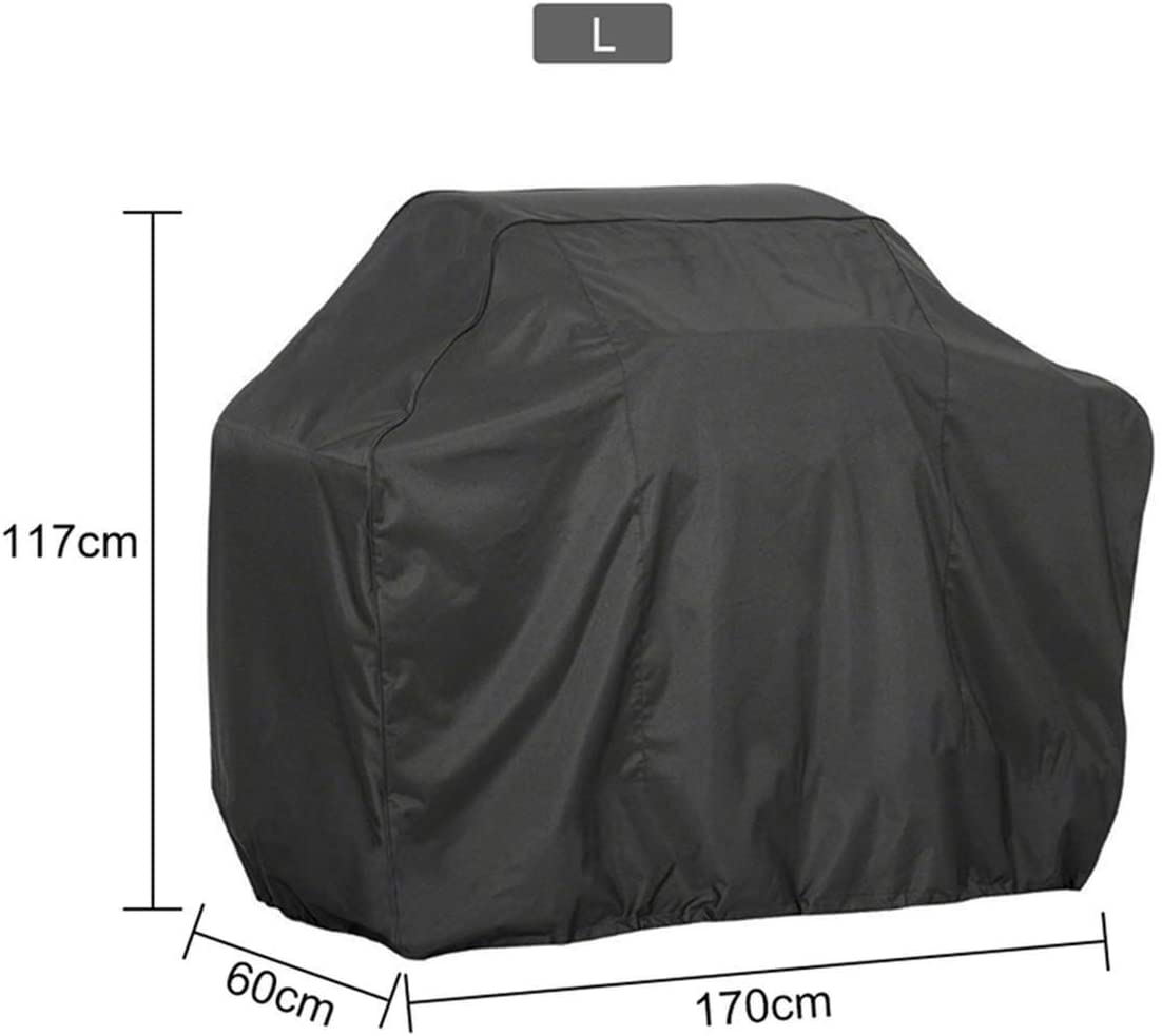 Outdoor Barbecue Grill Cover Yard Rain Heavy Duty Protector Waterproof BBQ S M L