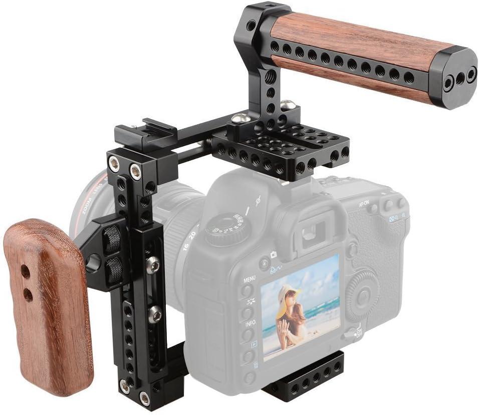 Camvate Universal Einstellbare Kamera Cage Fit Für Kamera