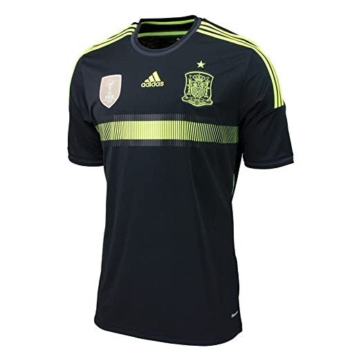 check out a95a3 3d338 Amazon.com : Adidas Mens Climacool 2014/2015 Spain Away ...