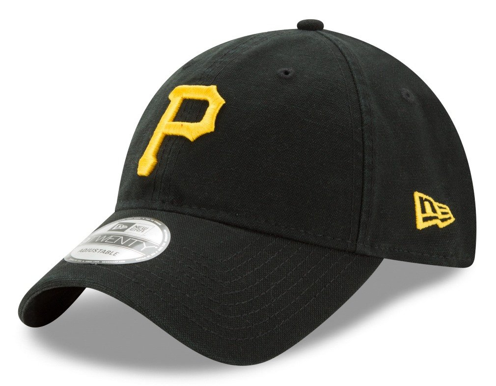 Pittsburgh Pirates New Era MLB 9Twenty Primary Core Classic Adjustable Hat Cappello