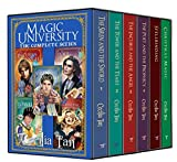Magic University: The Complete Series: A Magical New Adult Romance Box Set (The Magic University Series Book 6)