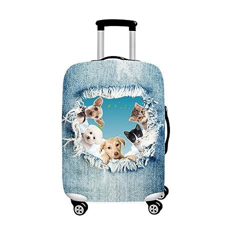 Funda de equipaje de viaje Trolley Funda protectora Maleta ...